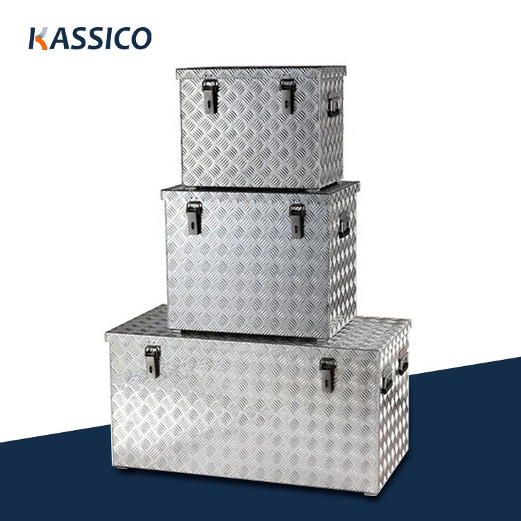 Aluminum Welded Box