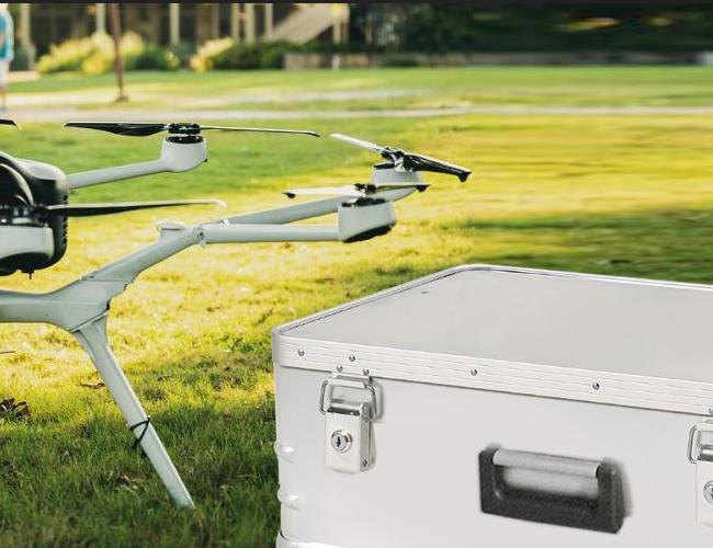 Droner og fotografering