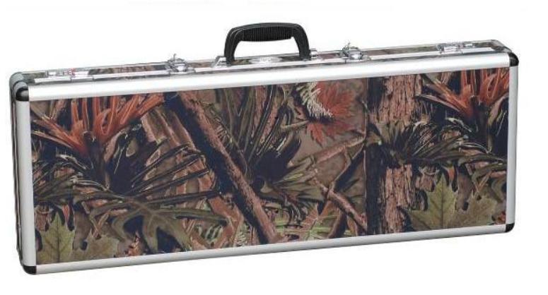 Aluminium Gun Case Camouflage Sheet