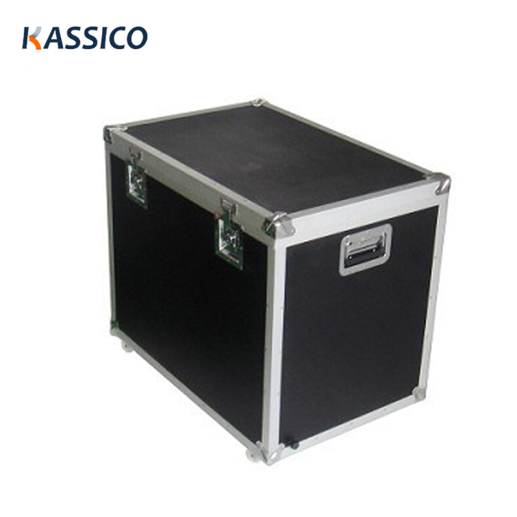 Aluminium Flight Case for TV LCD-skjerm, DJ Music Equipment