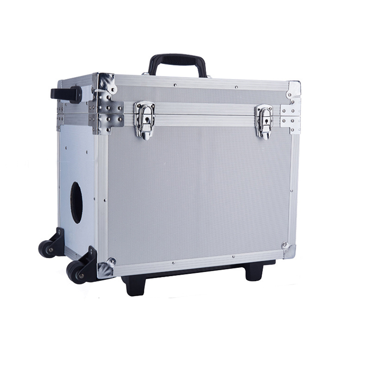 Aluminum Flight Case med vagn