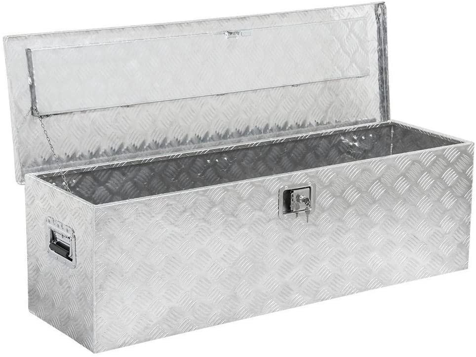 Aluminum Camper Trailer Tool Cases Boxes