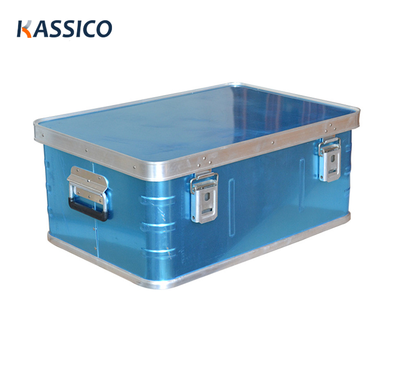 Aluminum Boxes For Tools Equipments With Film - F series