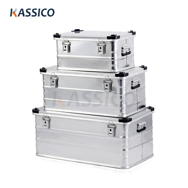 Aluminium Transport & Storage Boxes - Impact C Series