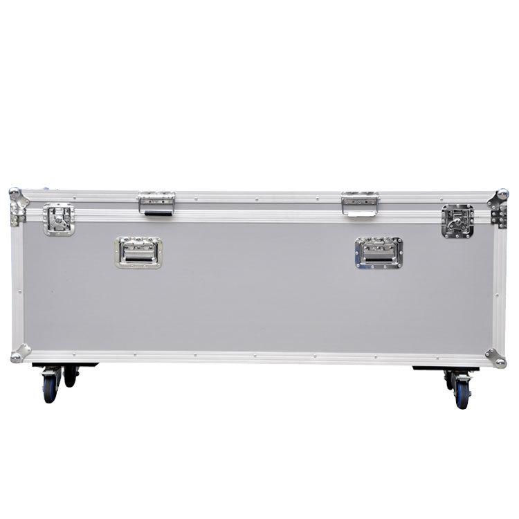 Aluminum DJ Equipment Flight Case Trunk Road Case