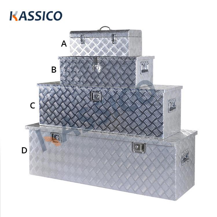 Aluminum Truck Tool Boxes & Metal Tool Boxes