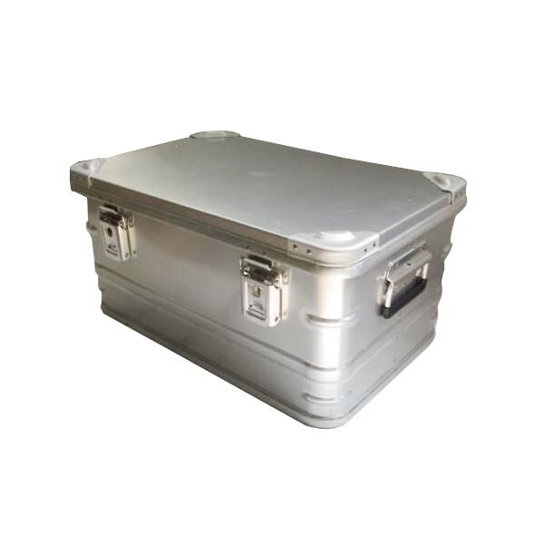 Mallette de rangement en aluminium Overland - Boîtes d'expédition et de camping