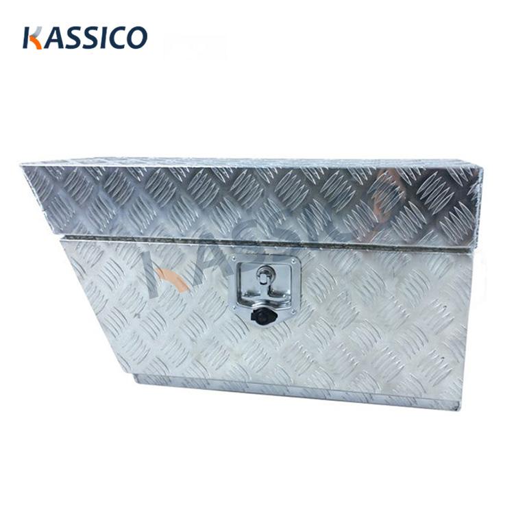 UTE förvaringsverktygslådor för aluminiumunderlag