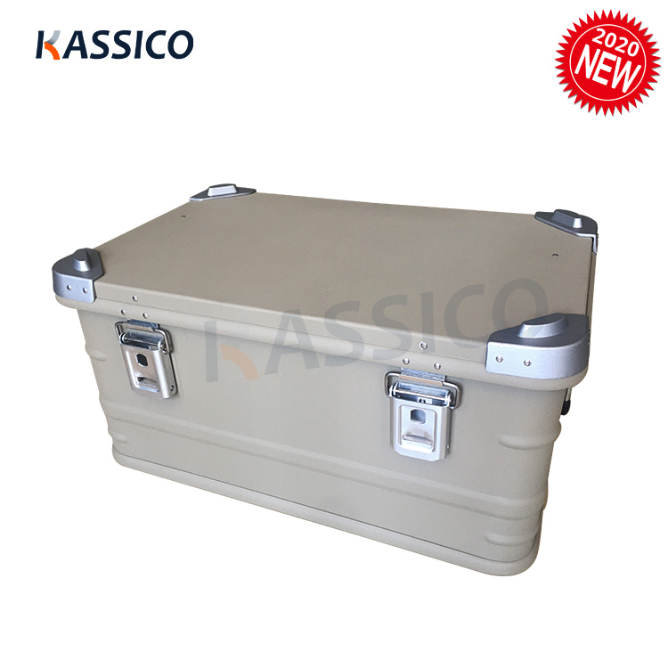 4WD Off-Road Storage Boxes, Expedition & Camping Boxes