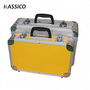 Mobile Portability Aluminum Tool Case For Instrumentation