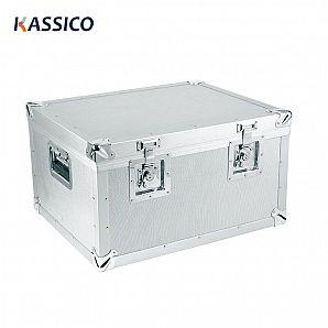 Verktøyarrangør av hardt aluminium, lagringsveske for utstyr
