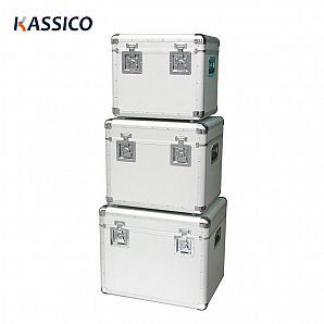 Large Capacity Aluminium Case for Tool Equipment Carrying & Storage