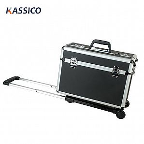 Customized Aluminum Trolley Carrying Case