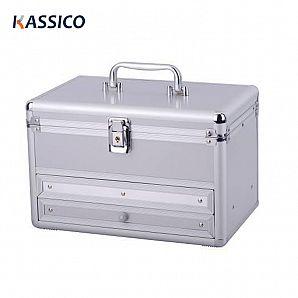 Portable Aluminum Makeup Vanity Cosmetic Cases