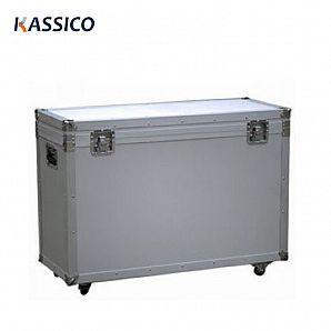 LCD-TV LED-utstyr Støtsikker aluminiumsveske