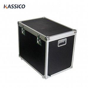 Aluminium Flight Case for TV LCD-skjerm, DJ Music Equipment