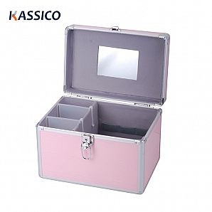 Beauty Box Makeup Aluminum Case