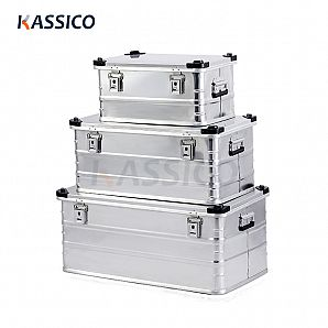 Alu Box - Aluminum Storage Boxes For Expedition Overland