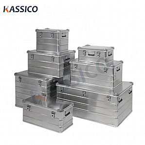 Aluminum Boxes for Logistics Transportation & Shipping - L Series