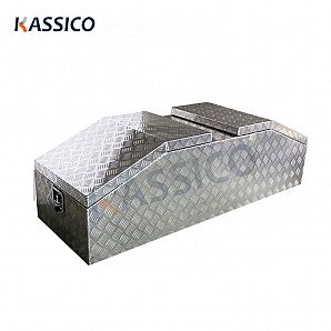 Pickup Gull Wing Aluminum Tool Boxes