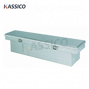 Aluminum Truck Tool Box for Pickup Storage