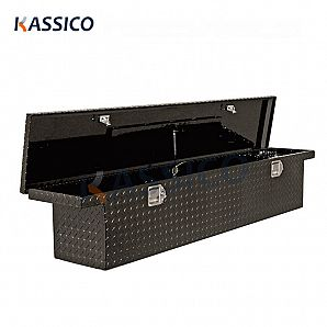 Aluminum Crossover Truck Bed Tool Boxes