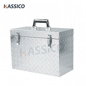 Full Welded Aluminum Tools Transport Boxes