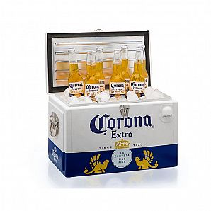 15L/20L Metal Ice Cooler Box For Beer, Drink and Wine