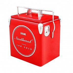 13L / 17L Metal Ice Cooler Box