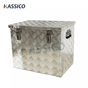 120L Aluminum Tool Storage & Transport Case