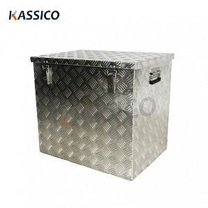 232 L Aluminum Storage Box For Camping & Cooler