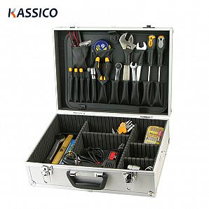Aluminum Hard Tool Case with foam
