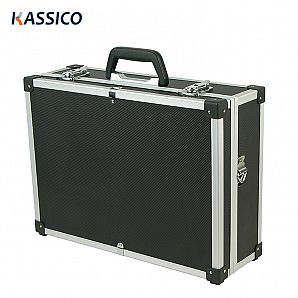 Aluminum Hard Tool Case with Removable Foam