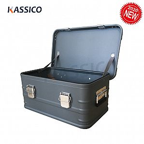 Aluminum Overland Gear Storage Boxes, Alu Roof Box