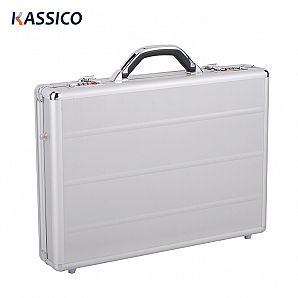 Alu Hard Attache Carry Case With Locks