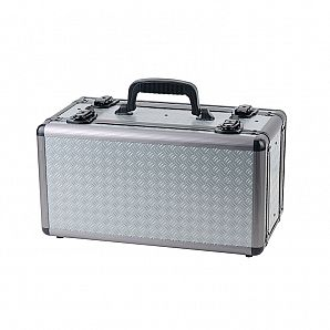 Double Layer Aluminum Framed Pistol Short gun Case