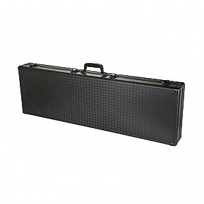 Black Outdoor Tactical Aluminum Gun Case for Hunting