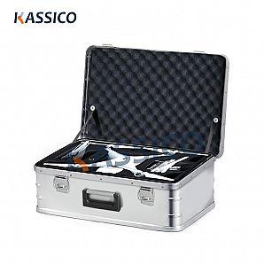 Drone-väska i aluminium, kamerafodral, instrumentväska